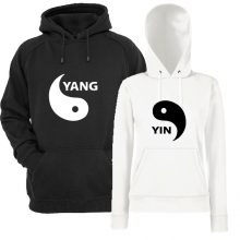 Komplet puloverjev za par - JING / JANG