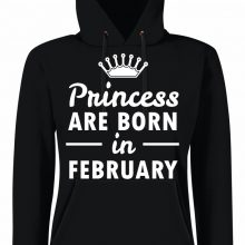 PULOVER - PRINCESS ARE BORN IN 2 - MAJICE