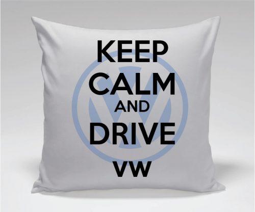 Vzglavni - keep calm and drive VW volkswagen