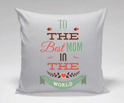 Vzglavnik - BEST MOM IN THE WORLD