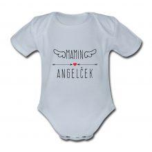 Otroški bodi - MAMIN ANGELČEK