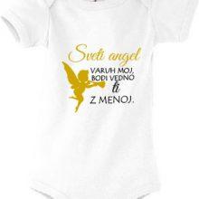 Otroški bodi - SVETI KRST - sveti angel varuh moj