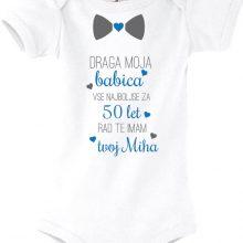 Otroški bodi - Vse najboljše babica za rojstni dan
