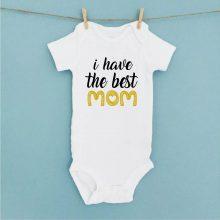 Otroški bodi - I have the best mom