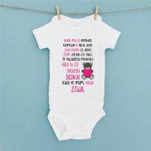 Otroški bodi - Dedku za rojstni dan - VOŠČILO