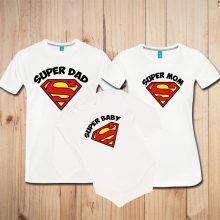Družinski komplet - superman družina
