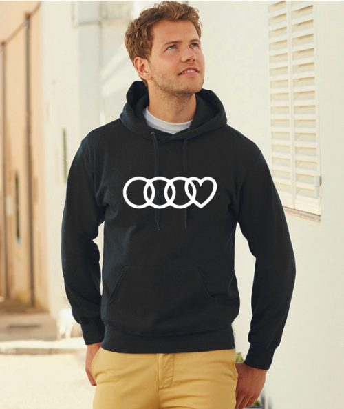 Pulover - AUDI LOVE - MAJICE