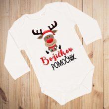 Otroški bodi - Božičkov pomočnik - BOŽIČNI PRAZNIKI