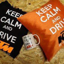 Avto-moto komplet - Znak po vaših željah - KTM
