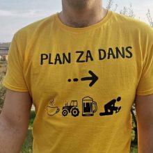 MAJICA - Plan za danc / play for today