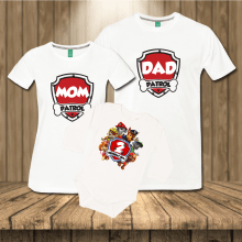 Družinski komplet - Paw Patrol - Tačke na patrulji