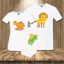 Družinski komplet - Rojstni dan - DINO - Dinozaver
